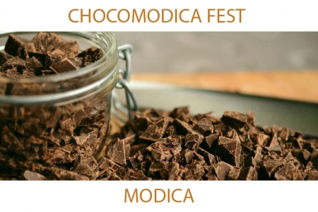 Chocomodica - Chocolate Festival in Modica (RG)