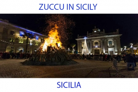 Zuccu in Sicily on Christmas Eve