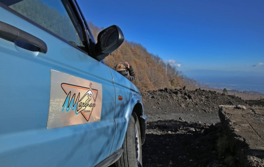 Etna 4x4 excursion. Deep into the wild Nature