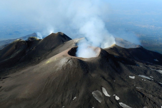 Excursion to Etna Summit